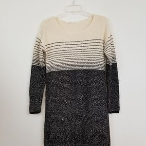 Athleta merino wool sweater dress size small